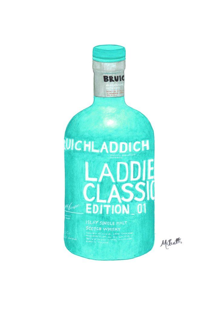 Bruichladdich Laddie Classic A5