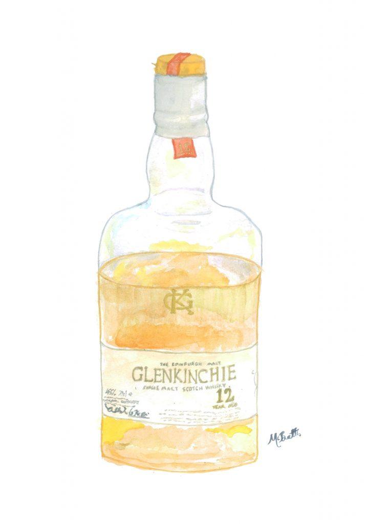 Glenkinchie 12