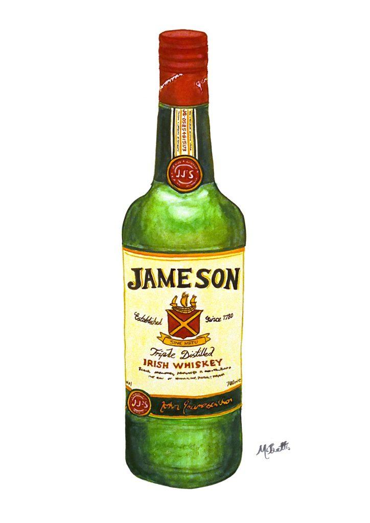Jameson origina a5