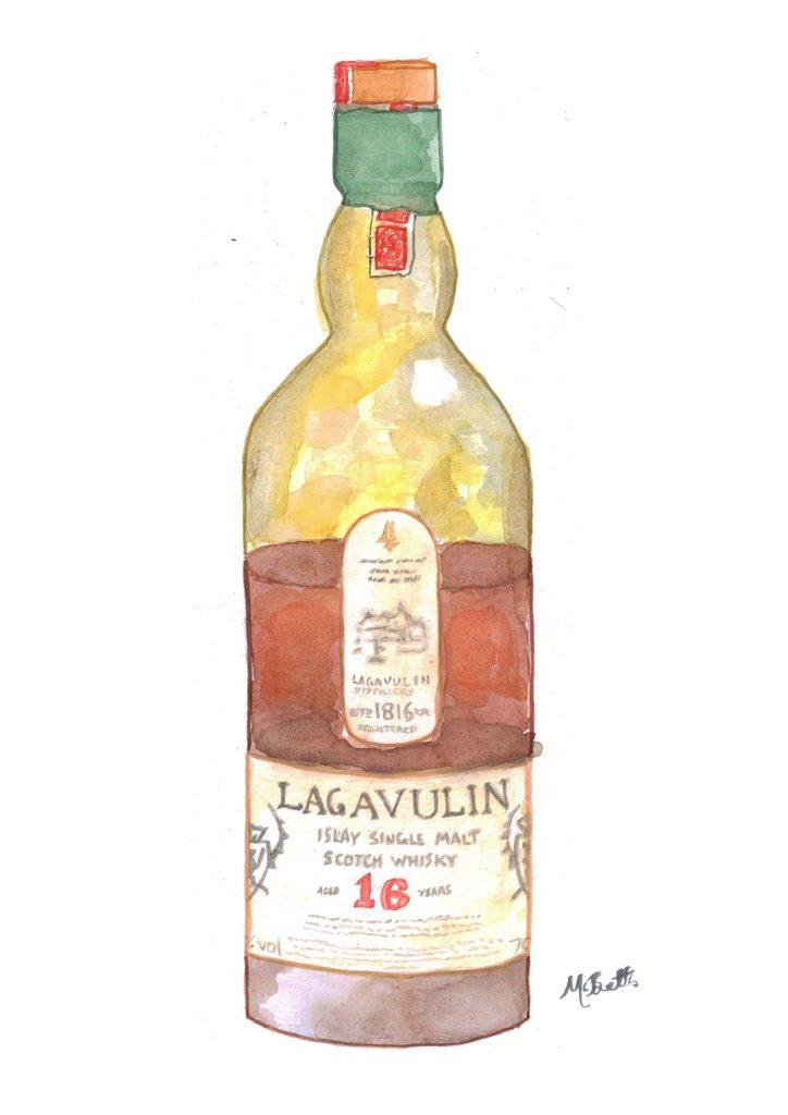 Lagavulin 16 A5 watermark