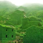 Gougi-island-Abandoned-Chinese-Village
